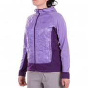 Chaqueta Mujer Insulados Steam-Pro Light Jacket Hoodie Morado Oscuro Lippi