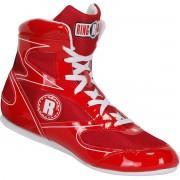 Ringside Lo-Top Diablo boksen schoenen - rood