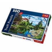 Trefl Puzzle 500 Chiemsee lake (12-371932)