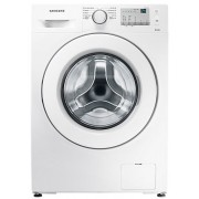 Masina de spalat rufe Samsung WW80J3283KW, A+++, 1200 Rpm, 8 Kg, Rezistenta Ceramica, Tambur Diamond, Alb