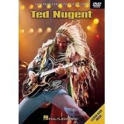 Hal Leonard Ted Nugent - Ted Nugent [DVD] USA import