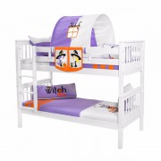 Dečiji krevet na sprat David Beli Little Witch