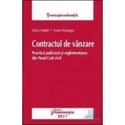 Contractul de vanzare - Doina Anghel Lizeta Harabagiu