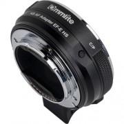 Adaptor montura Commlite CM-EF-E HS AutoFocus High Speed Electronic de la Canon EF la Sony E