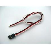 Conector Servo mama cu cablu (d 0.64) 30 cm