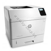 Принтер HP LaserJet Enterprise M605dn, p/n E6B70A - Черно-бял лазерен принтер HP