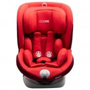 Scaun auto Allegra rotativ cu Isofix 0 36 kg rosu KidsCare