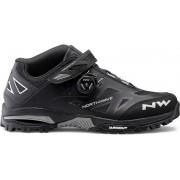 Northwave Enduro Chaussures Homme, black EU 47 2019 Chaussures VTT à cales