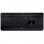 Tastatura Logitech K800 Wireless Iluminata