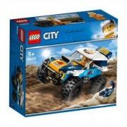Конструктор Лего Сити - Кола за пустинно рали, LEGO City 60218