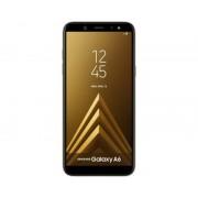 "Samsung electronics iberia s.a Telefono movil smartphone samsung galaxy a6 dorado / 5.6"" / 32gb rom / 3gb ram / 16mpx - 16mpx / octa core / 4g / dual sim / lec"