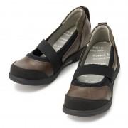 お散歩美人ウォーキングシューズ ワンストラップ【QVC】40代・50代レディースファッション