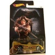 Batman Vs Superman Hot Wheels - Power Pistons Wonder Woman - DC Comics Exclusive Collectible #6