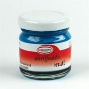 Akrilfesték, 40 ml, matt, kobaltkék (HM4008)