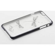 Skin Tellur iPhone 6-6S Plus Libelula Negru