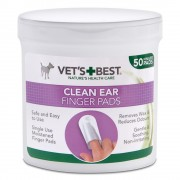 Vet's Best® toallitas auriculares para perros - 50 unidades