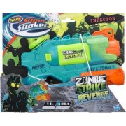 Nerf Super Soaker Zombie Strike Revenge INFECTOR C0694 pistol cu apa