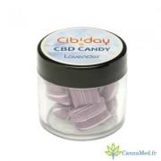 Cibiday Bonbons au CBD et à la Lavande (Cibiday)