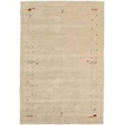 RugVista Tappeto Gabbeh Loom Frame - Beige scuro 160x230 Tappeto Orientale