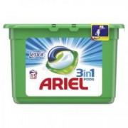 Detergent capsule Ariel 3in1 PODS Touch of Lenor 15 spalari