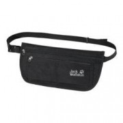 Jack Wolfskin Bauchtasche Document Belt de Luxe black