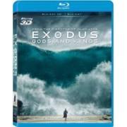 Exodus Gods and Kings BluRay Combo 3D+2D 2014