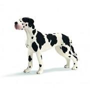 Schleich Female Great Dane Toy Figure