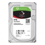 Festplatte Seagate IronWolf 3.5'' HDD 8TB 7.2KRPM SATA III 6Gb/s 256MB | ST8000VN0022
