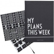 Design Letters Notes My Plans This Week