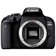 Canon Aparat CANON Eos 800D Body Czarny