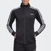 Adidas Jacke in taillierter Schnittform D2M Tracktop