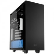 Carcasa NZXT S340 Elite Tempered Glass Black/Blue