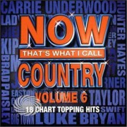 Video Delta Now That's What I Call Country - Vol. 6-Now That's What I Call Country - CD