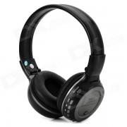 ZEALOT Auriculares estereo Bluetooth con TF? FM? Mic - Negro + Deep Grey