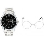 Stuffy club Analog Watch, Round Sunglass Combo(Multicolor)
