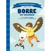 De Gestreepte Boekjes - Borre en Valkman