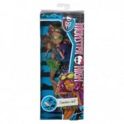 Monster High Swim Line Clawdeen Wolf CBX54