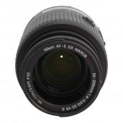 Nikon AF-S Nikkor 55-200mm 1:4.0-5.6G ED VR II DX Schwarz refurbished