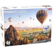 Puzzel Landscape: Hot Air Balloons / Cappadocia Turkey - 1000 stukjes