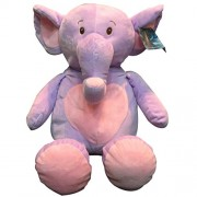 Starwalk Plush Elephant, Purple (46cm)