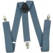 Eccellente Y- Back Suspenders for Men(Grey)