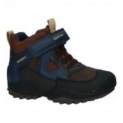 Geox Multicolor Geox Amphibiox Hoge Schoenen met Klittenband