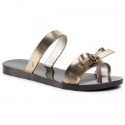 Джапанки MELISSA - Love Lip Ad 32808 Black/Gold 50919