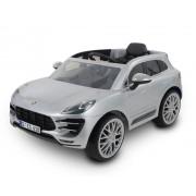 Masinuta electrica Porsche Macan Turbo Silver
