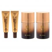 GeナチュラルスキンエードミネラルBBクリームEX2個セット【QVC】40代・50代レディースファッション