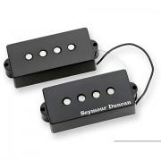 Seymour Duncan Precision Bass Hot SPB2 Pastillas bajo eléctrico