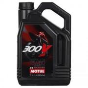 Motul 300V FL Road Racing 15W-50 4 Litros Frasco