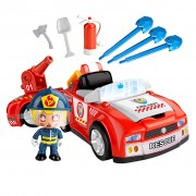 PinyPon Action Toy Fireman Vehicles
