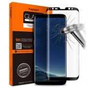 Spigen Glas.tR Slim Samsung Galaxy S9+ Screen Protector - Black