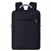 Business Water Resistant Laptop Backpack for Travel Bag fits up to 15 15.6 inch Macbook and Notebook(Black)